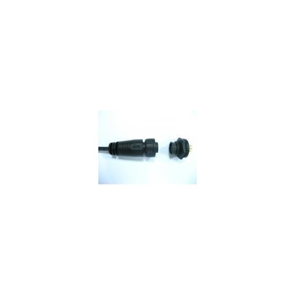 C2 10A+1A 2P+10P Cable End Male Lock (Code B)