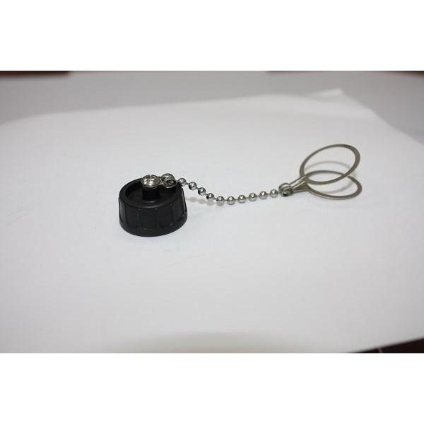 C2 Screw Cap(For Panel) Nut, With Metal Chain