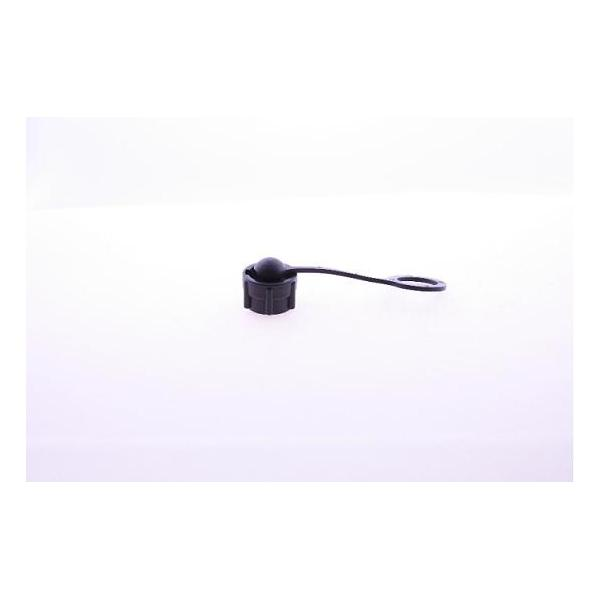 Cap Plastic For C1 Lock Panel With Rubber Chain
