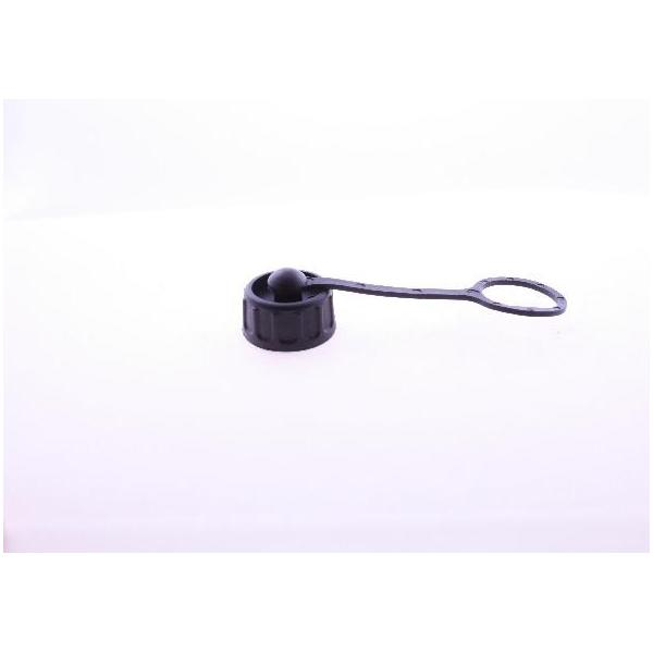 Cap Plastic For C2 Screw Panel With Rubber Chain