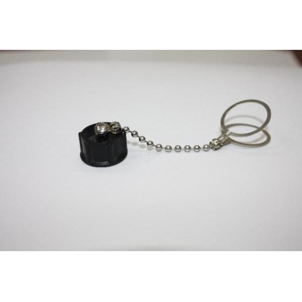 Cap Plastic For C3 Lock Panel With Metal Chain