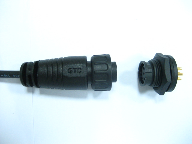 Circular C2 Series Twist Lock Tpye Gt Contact Co Ltd