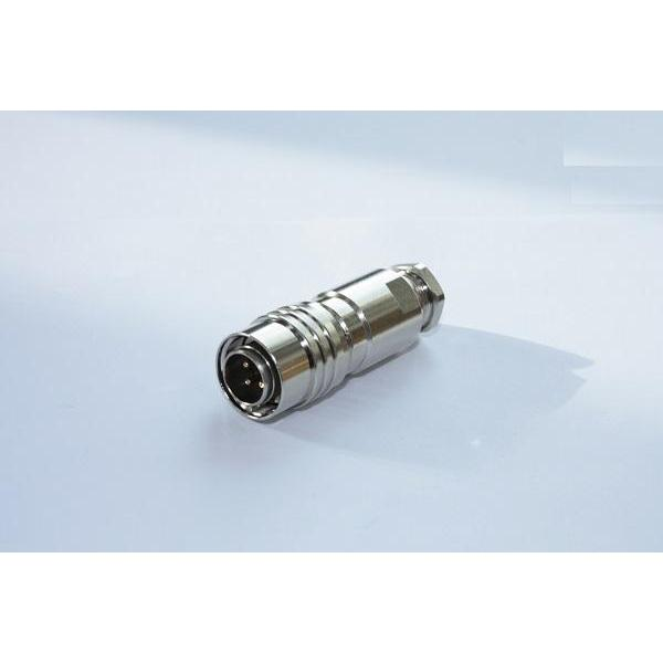 Push Lock M16 10A Field Installable Cable end