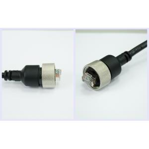 RJ45 Metal C3 Shielded Cable End Plug Screw
